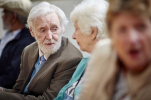MANCHESTER Ageing Study, film launch at JNR8 Community Centre
