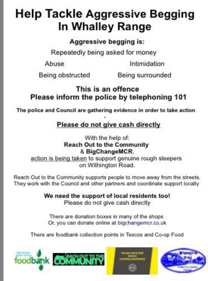 Food Aid & Homeless/Residency Support - whalleyrange org